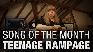 """Sweet - 04.Song Of The Month """"Teenage Rampage"""" (OFFICIAL)"""