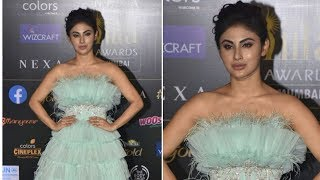 Mouni Roy Talks About Dabangg 3 at IIFA Awards 2019 Green Carpet | SpotboyE