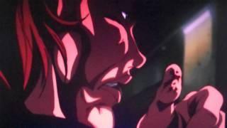Baki the Grappler- Yujiro vs Jack Hanma