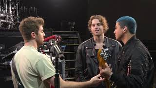 First Day of Tour - Lennon Stella and 5SOS - Ep 32