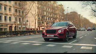 YouTube Video ggCX17QEXP0 for Product Bentley Bentayga & Bentayga Speed Crossover SUV (Facelift 2020) by Company Bentley Motors in Industry Cars