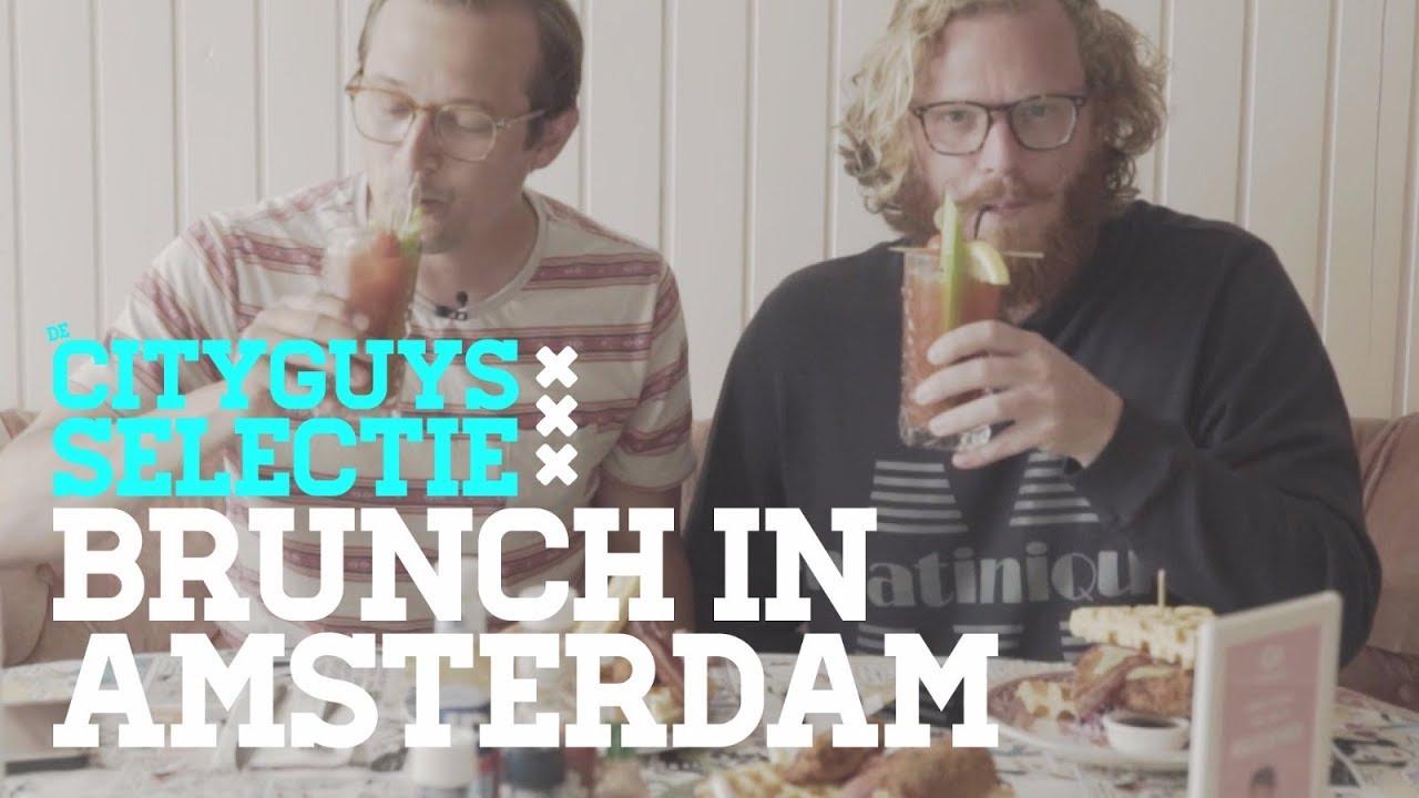 De Cityguys Selectie: Brunch in Amsterdam