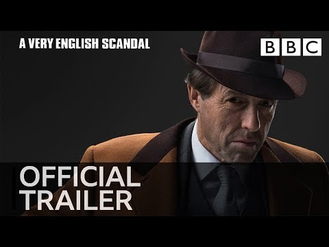 A Very English Scandal: EXCLUSIVE TRAILER | Hugh Grant | Ben Whishaw - BBC
