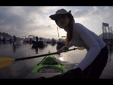 Video di un pacchetto con aliexpress per pesca