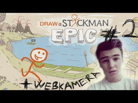 CZ   Draw A Stickman: Epic   #2 - Rozzuřenej Výža