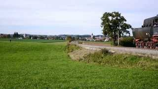 preview picture of video '100 Jahre Lokalbahn Dachau - Altomünster'