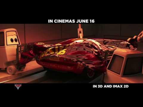 New TV Spot for Cars 3