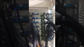 A home data center (ODROID-XU4)