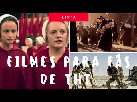 FILMES PARA QUEM GOSTA DE THE HANDMAID'S TALE