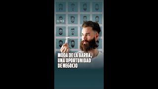 #Barba #Moda #Mercado #Negocio #Hombres #afeitar #Procter #Colgate #VideoVertical #Rastrillos