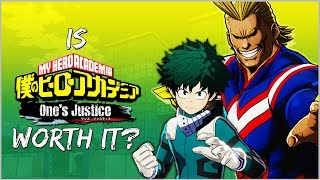 Is My Hero One's Justice Worth It?