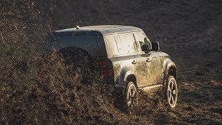 video: Land Rover Defender stars in new James Bond film stunts