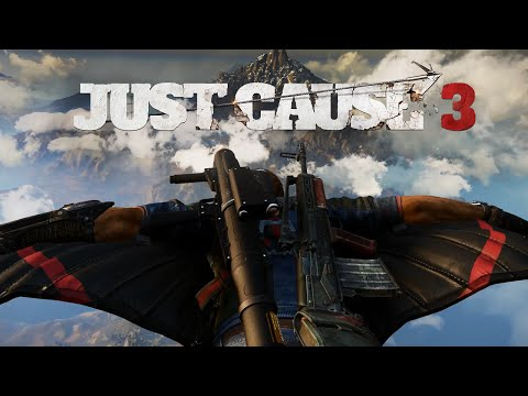 This is Just Cause 3 thumbnail