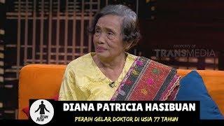 Diana, Meraih Gelar Doktor di Usia 77 Tahun   HITAM PUTIH (07/08/18) 4-4