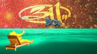 311 - Good Feeling [Official Lyric Video]