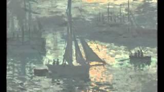 Sunrise in Marine (Monet)