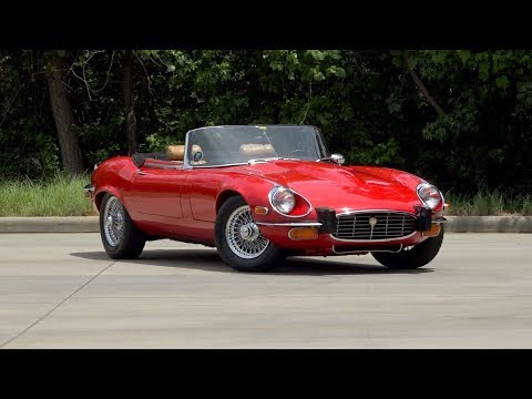 Video of 1974 E-Type - QEN6