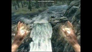 Прыжки со скалы в Skyrim (Выпуск 7)