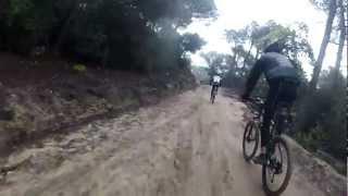 preview picture of video 'Orrienca 2012 - Bajada de Cèllecs'