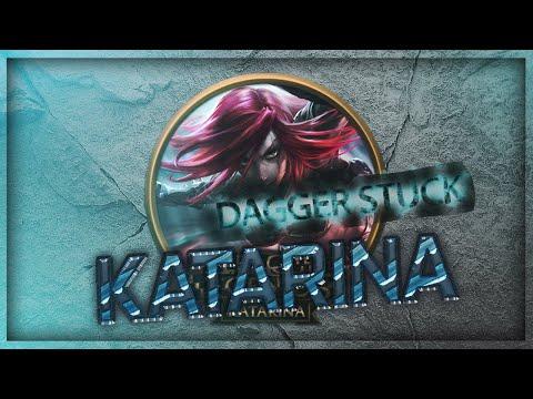 KATARINA - DaggerStuck | League of Legends #2 #400000Points