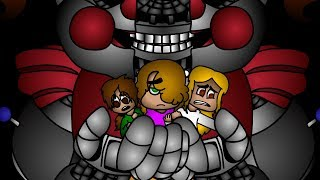 What have I done ... FNAF SL Animation (complete movie)