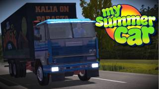 CONTRACT KILLING | My Summer Car [LIVE!] #12