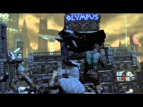 Galeria Imagenes Batman Arkham City Xbox 360