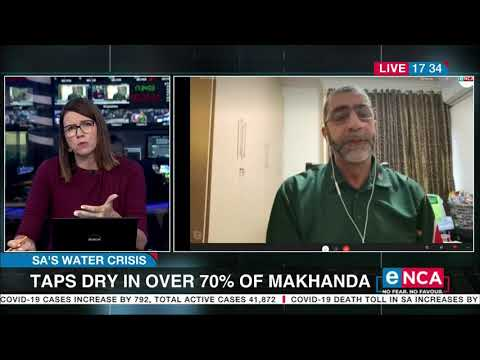 70%of taps in Makhanda run dry