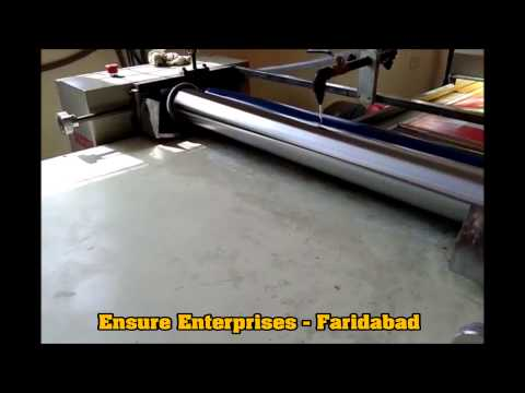 Fully Auto UV Coating and Curing Machine