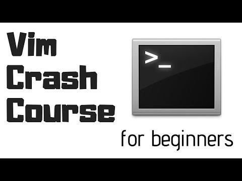 VI Basics in 8 Minutes