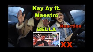 ⛔️ Kay Ay ft. Maestro - BELLA (Official Music Video) ⛔️ Thilo Stream Reaction ⛔️