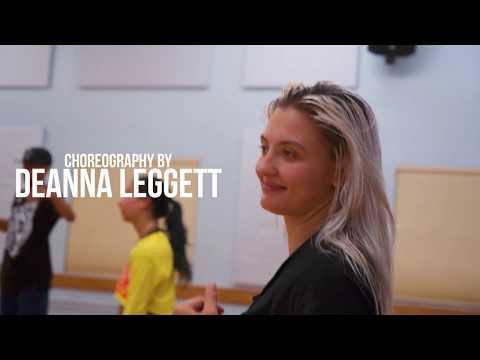"""Deanna Leggett Choreography - """"She Live"""" Maxo Kream Ft. Megan Thee Stallion"""