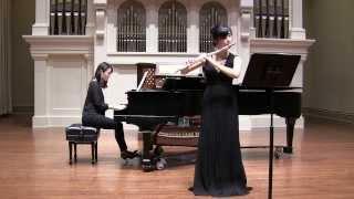 Benjamin Godard - Suite for Flute and Piano