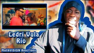 Albanian Music Reaction! Ledri Vula   Rio Reaction   MalikVISION