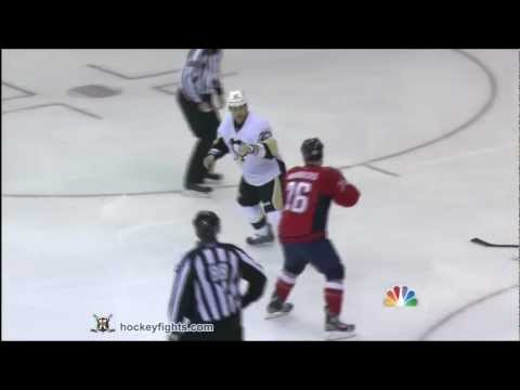 Matt Hendricks vs. Craig Adams
