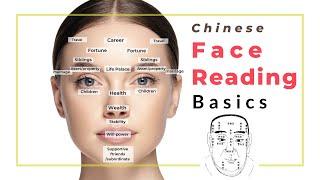 The Chinese Face Reading Basics