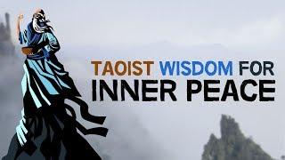 Taoist Wisdom For Inner Peace