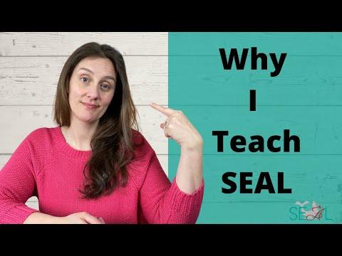 Why I Teach SEL through SEAL