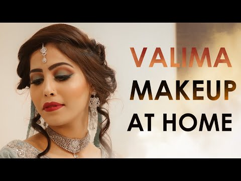 Valima Makeup Services at your home