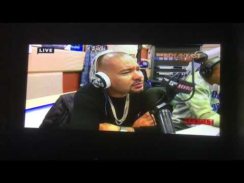 The Breakfast Club On Revolt TV. (Wednesday 1-3-2018) ANGELA YEE Birthday....