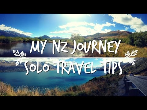 NZ Journey Update - Solo Travel Tips