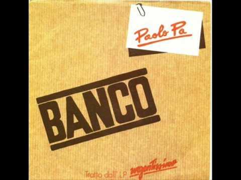 Significato della canzone Paolo pa di Banco Del Mutuo Soccorso