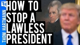 Trump Defies Impeachment: Could Be Worse Than Andrew Jackson
