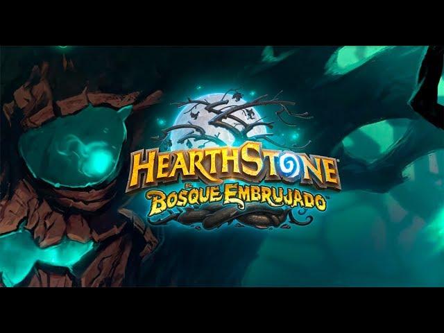 Todo lo que necesitas saber sobre Hearthstone: El Bosque Embrujado