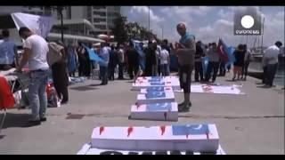 Турция: акции протеста против притеснений уйгуров в Китае