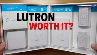 Lutron Caseta Review and 2020 Updates