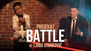 •BATTLE V • PROJEKAT x Ljuba Stanković - Maya Berović feat. Jala Brat & Buba Corelli - BALMAIN
