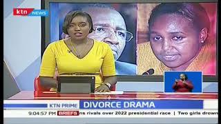 Court orders Senator Linturi to keep off Runda home, wife Keitany to remove all her belongings