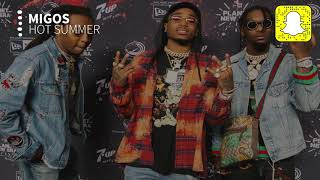 Migos   Hot Summer (Clean)