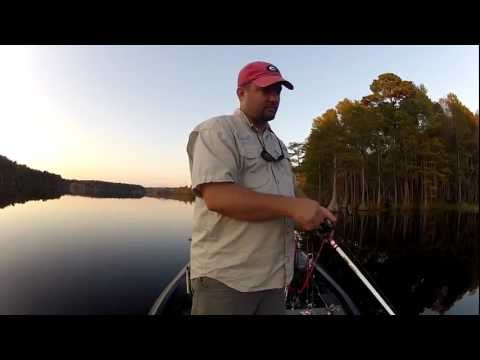 Bass Fishing in the Fall